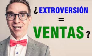 El impacto de la introversión y extroversión en las ventas
