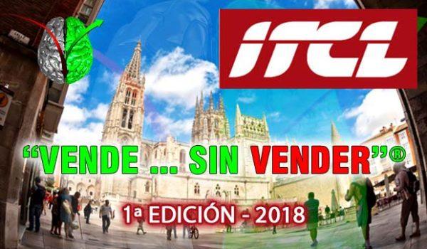 """Edición en abierto de """"Vende…Sin Vender""""® en Burgos con el Instituto Tecnológico de Castilla y León (ITCL)"""