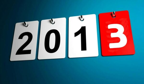 ¿ Qué ha pasado con el blog en 2013?