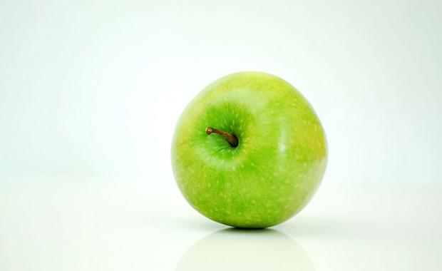 """La manzana que queria ser estrella"""