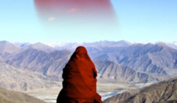El monje que colgó su corbata