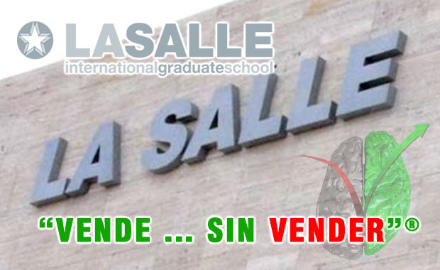 """Vende … Sin Vender""® en La Salle – Madrid"