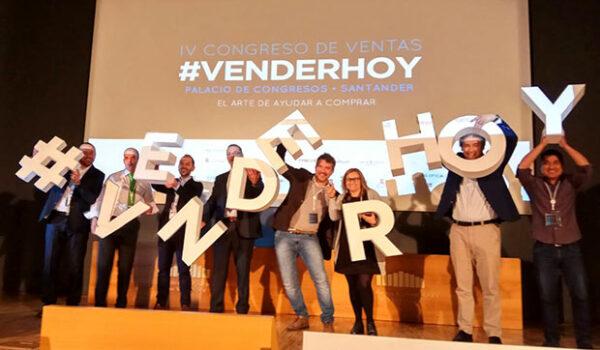 Congreso #VenderHoy Santander 2016 – Crónica