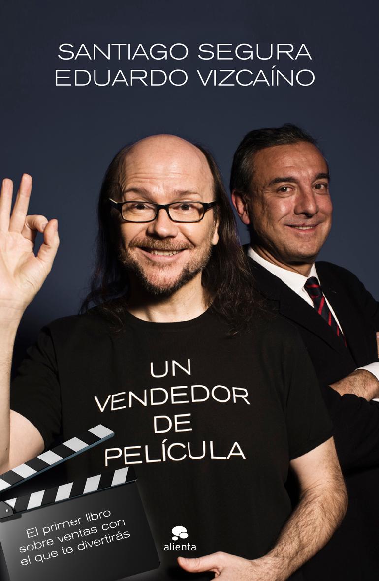 """""""Un vendedor de película """" – Santiago Segura y Eduardo Vizcaino"""
