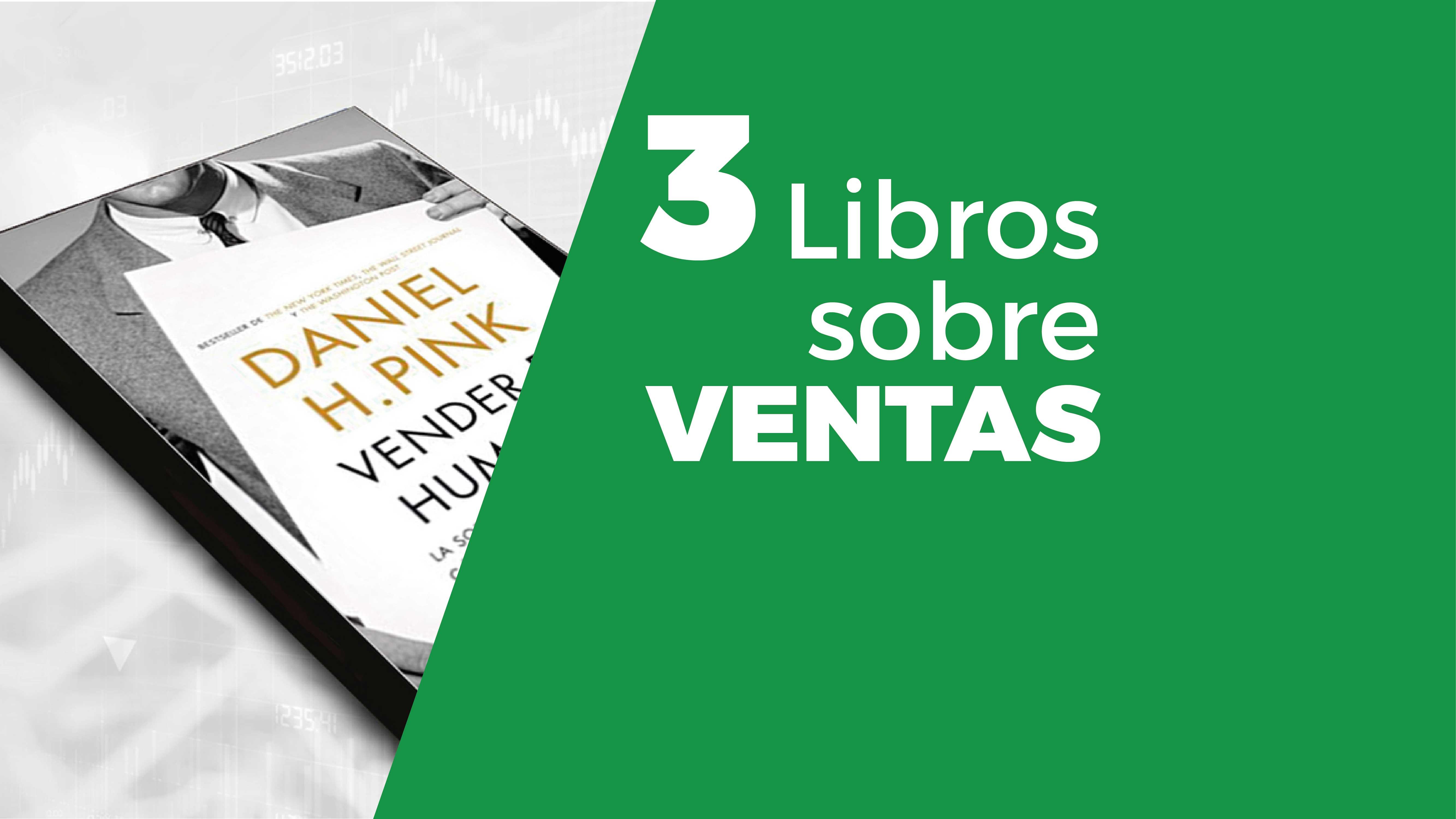 #PregúntaleAFelipe: 3 libros sobre ventas que siempre recomiendo