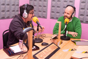 Cuac FM Felipe García ventas