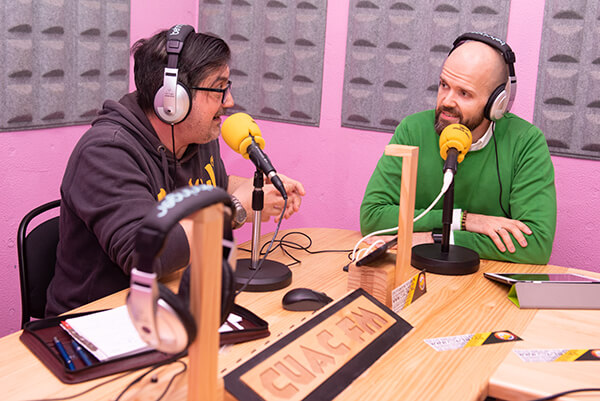 Entrevista en CuacFM: Ventas Y Tecnología